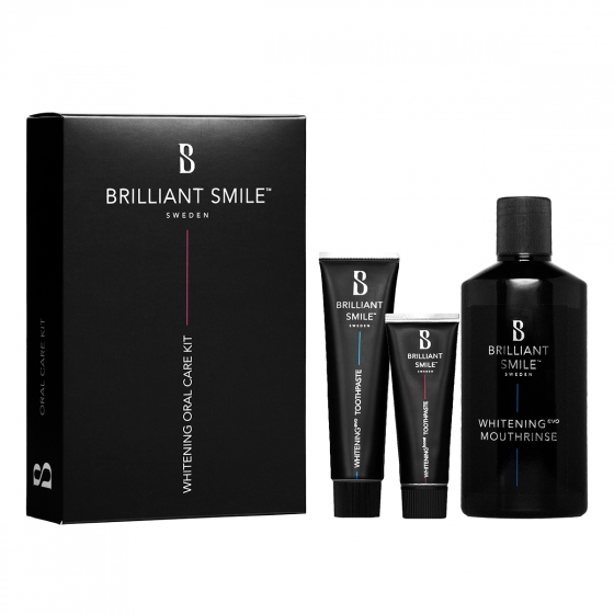Whitening Oral Care Kit complete set with whitening products