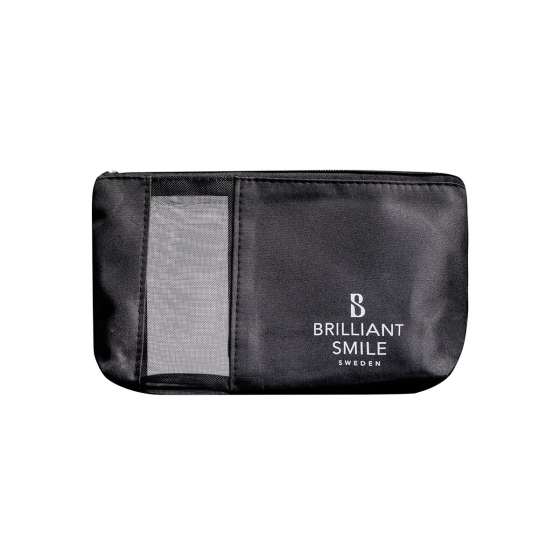 Black Toiletry Bag in the group Merchandise at Brilliant Smile Sweden AB (533)